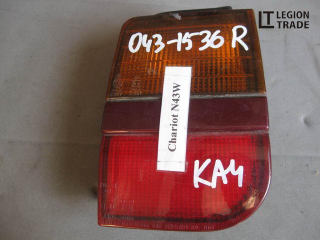 Стоп-сигнал Mitsubishi Chariot N33W задний правый