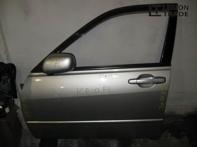Дверь Toyota Altezza Gita JCE10 передняя левая