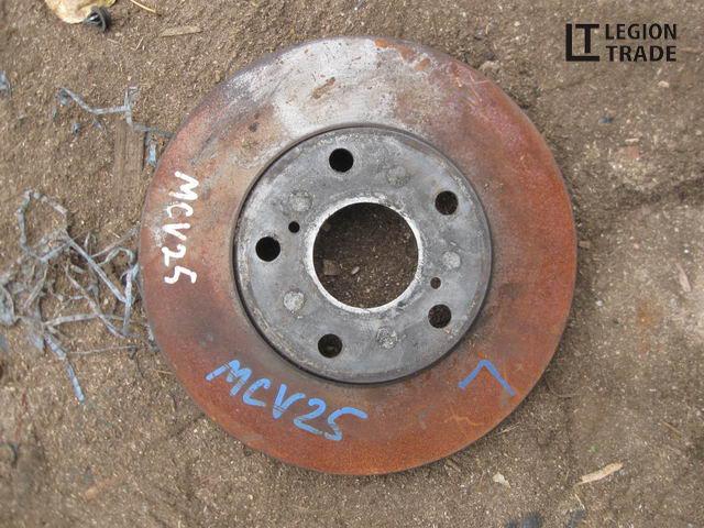 Тормозной диск Toyota Mark Ii Qualis MCV25 передний