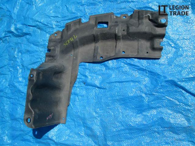 Защита двигателя Toyota Sienta NCP81 левая