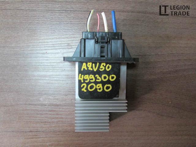 Реостат Toyota Vista Ardeo AZV50