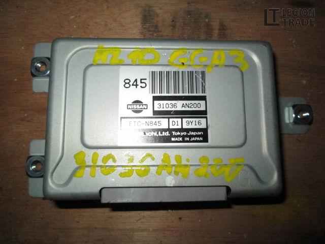Блок переключения кпп Nissan Cube AZ10 CGA3