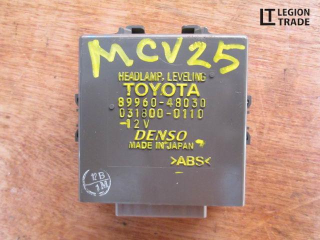 Блок управления Toyota Kluger V MCU25