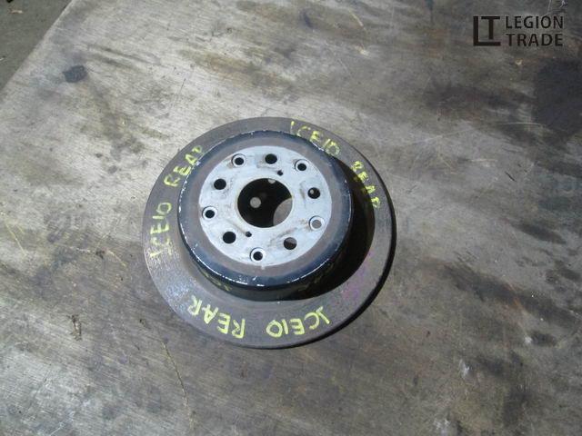 Тормозной диск Toyota Altezza Gita JCE10 2JZGE задний