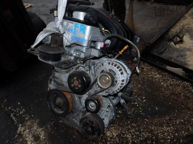 Двигатель Nissan Wingroad Y12 HR15DE