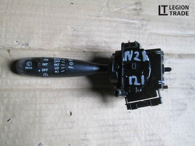 Блок подрулевых переключателей Toyota Allex NZE121 левый