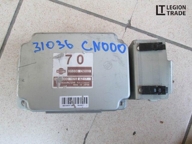 Блок переключения кпп Nissan Presage U31