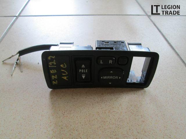 Блок управления зеркалами Toyota Corolla Fielder ZZE122