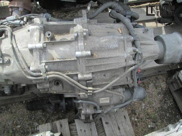 Раздаточная коробка Nissan Elgrand ATWE50 ZD30DDTI