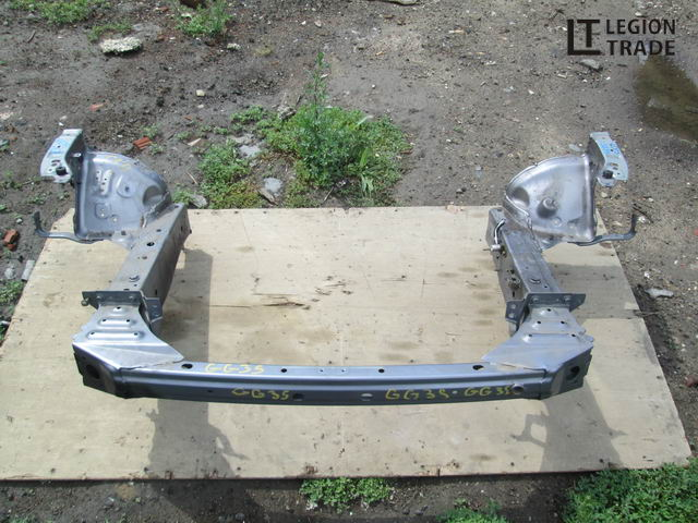Усиление бампера Mazda Atenza GG3S