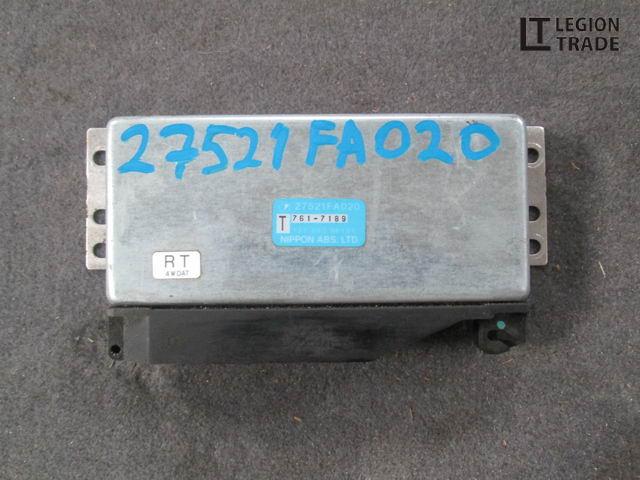 Блок управления abs Subaru Legacy BG5 EJ20