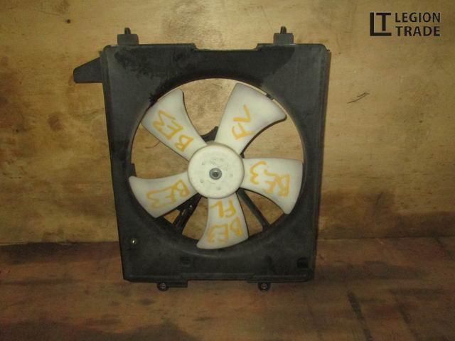 Диффузор радиатора Honda Edix BE3 левый