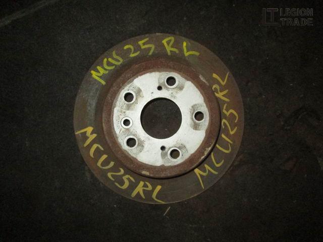 Тормозной диск Toyota Kluger V MCU20 1MZFE задний