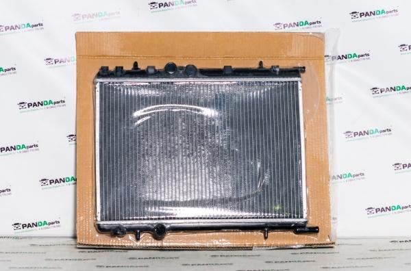 Радиатор основной Peugeot 206 1.4 1998