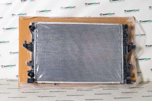 Радиатор основной Volkswagen Transporter T5 2.5TD 2003