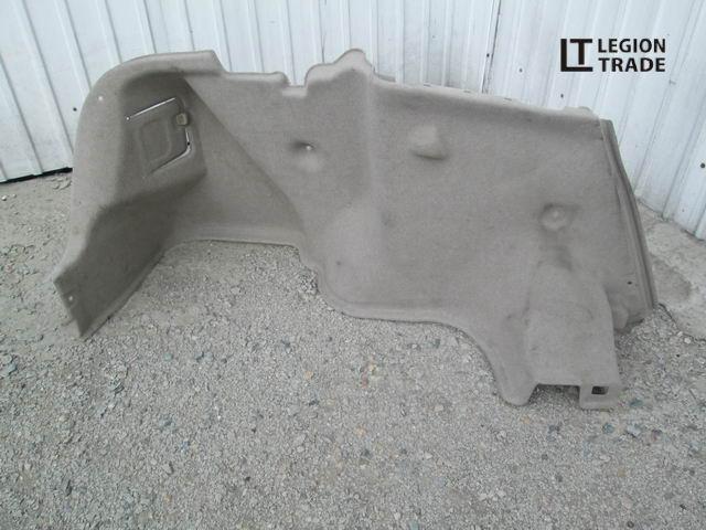 Обшивка багажника Toyota Premio ZZT240 задняя левая