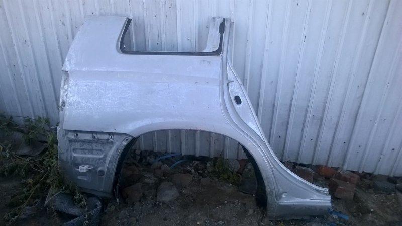 Крыло Toyota Kluger V ACU25 заднее правое