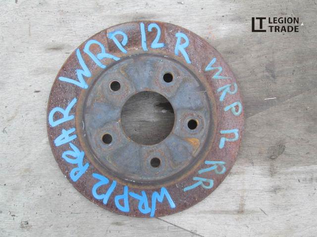 Тормозной диск Nissan Primera Wagon HP12 задний