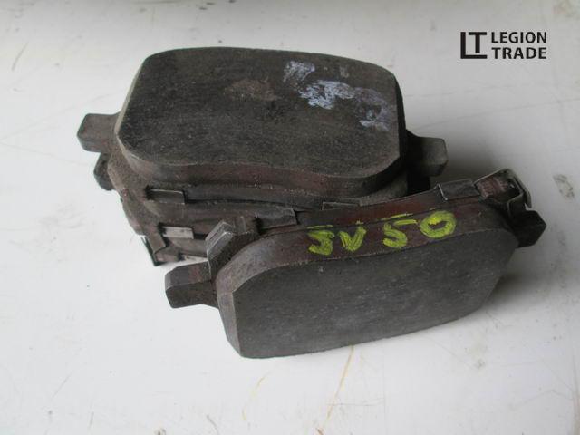 Тормозные колодки комплект Toyota Vista SV50 переднее