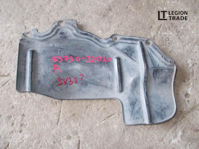 Защита двигателя Toyota Vista SV40