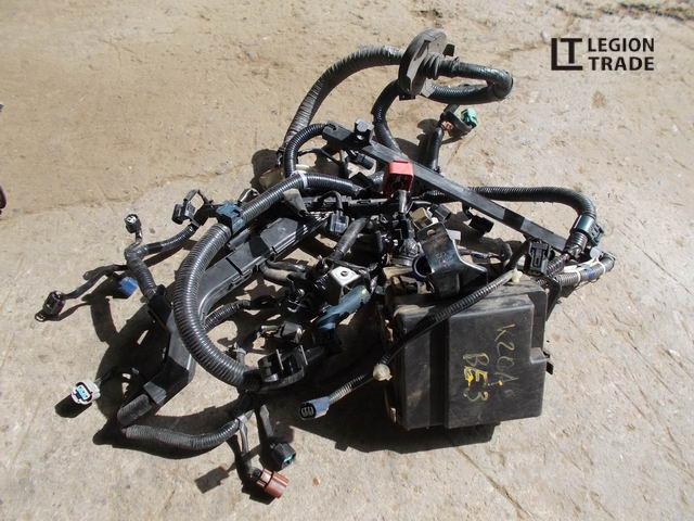 Коса двс Honda Edix BE3 K20A
