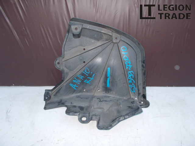 Защита Toyota Mark X Zio ANA10 задняя левая