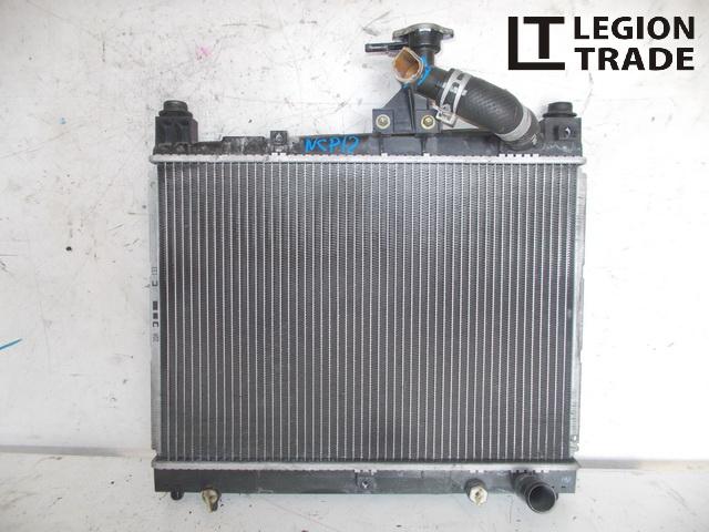 Радиатор основной Toyota Platz NCP12 1NZFE