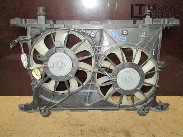 Диффузор радиатора Toyota Mark X Zio ANA10 2AZFE