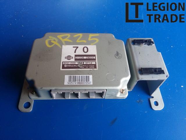Блок переключения кпп Nissan Presage TU30 QR25DE