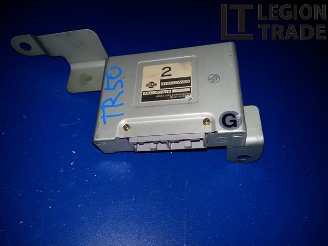Блок переключения кпп Nissan Terrano TR50 ZD30DDTI 1999.04