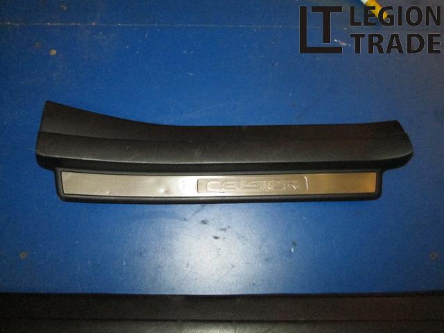 Накладка на порог Toyota Celsior UCF30 задняя правая