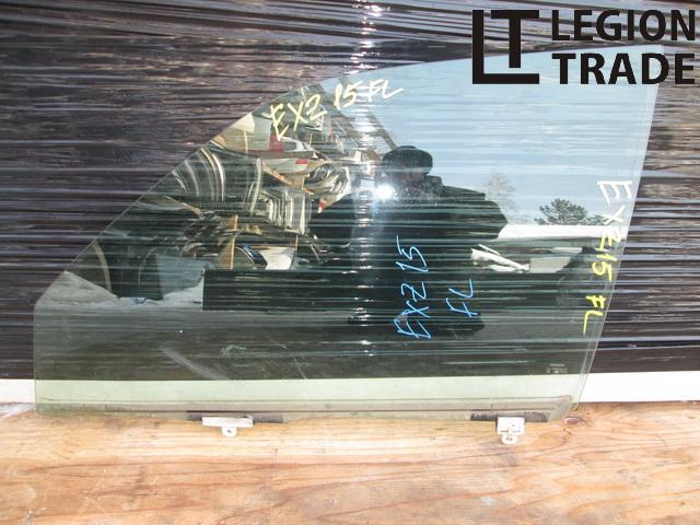 Стекло двери Toyota Raum EXZ10 переднее левое