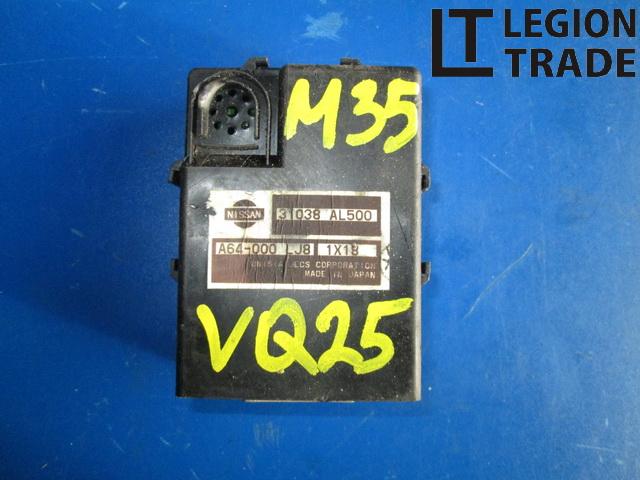 Блок управления Nissan Stagea M35 VQ25DD