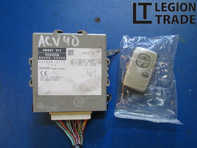 Блок иммобилайзера Toyota Camry ACV40