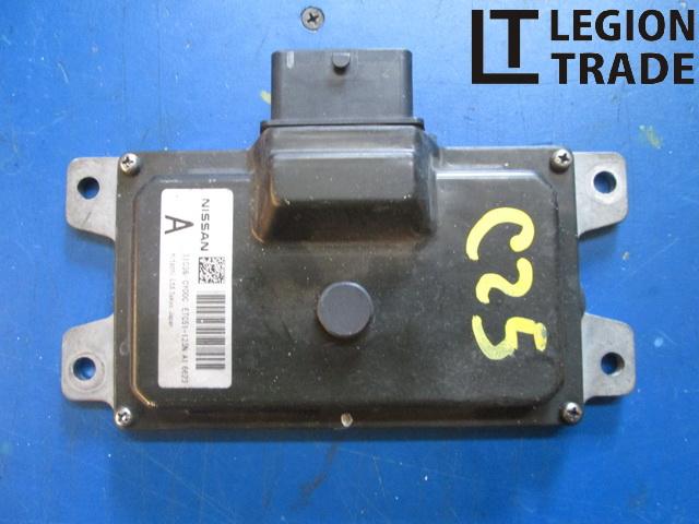 Блок переключения кпп Nissan Serena C25