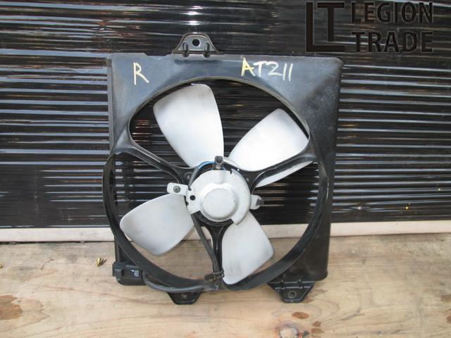 Диффузор радиатора Toyota Carina AT211 7AFE 2001.09