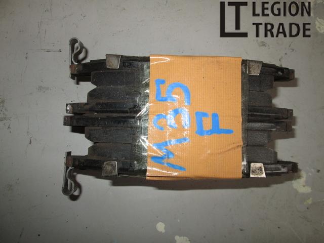 Тормозные колодки Nissan Stagea M35 переднее