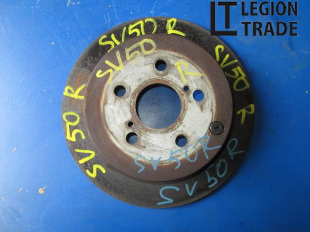 Тормозной диск Toyota Vista SV50 задний