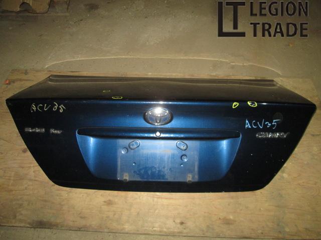 Крышка багажника Toyota Camry ACV30