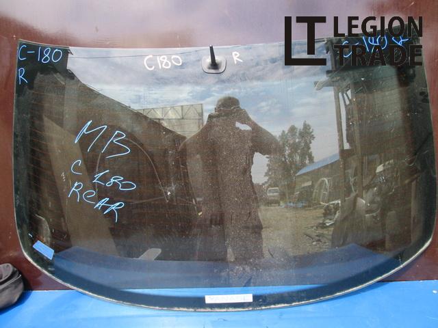 Стекло заднее Mercedes C180 W203 20.05.2005 заднее