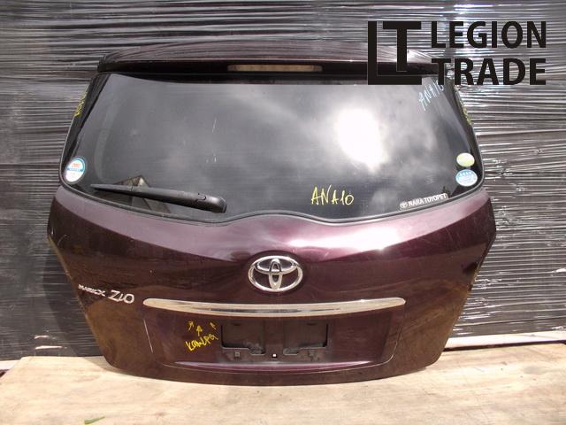 Дверь 5-я Toyota Mark X Zio ANA10