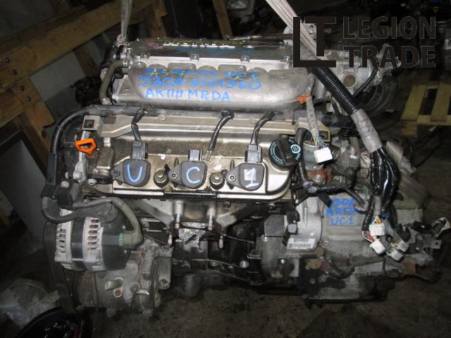 Двигатель Honda Inspire UC1 J30A