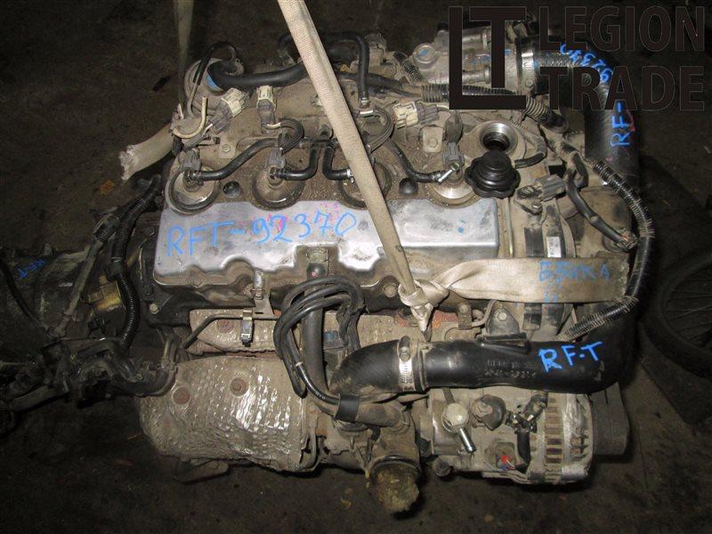 Двигатель Mazda Bongo SKF2V RFTE