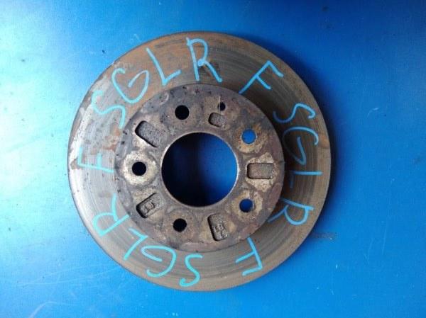 Тормозной диск Mazda Bongo Friendee SGLR WLT передний