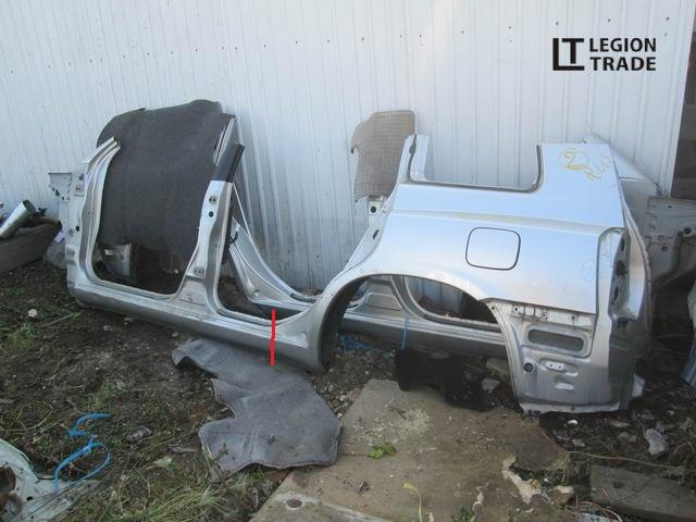 Порог кузова Toyota Kluger V ACU25 левый