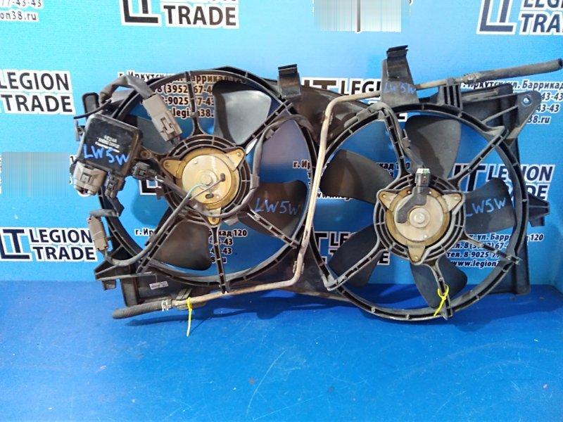 Диффузор радиатора Mazda Mpv LW5W GY