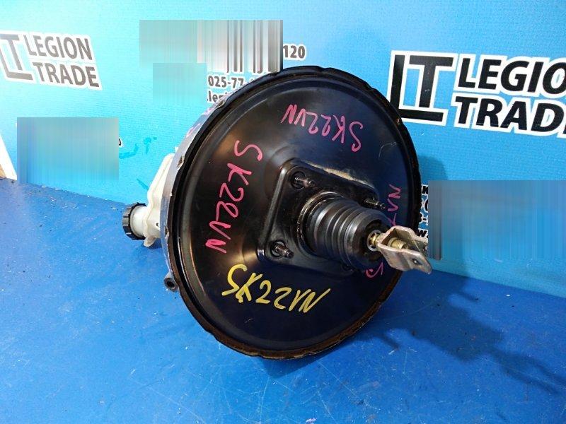 Вакуумный усилитель Nissan Vanette SK22VN R2