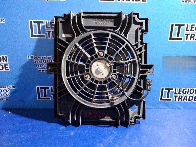 Диффузор радиатора Nissan Vanette SK22VN R2