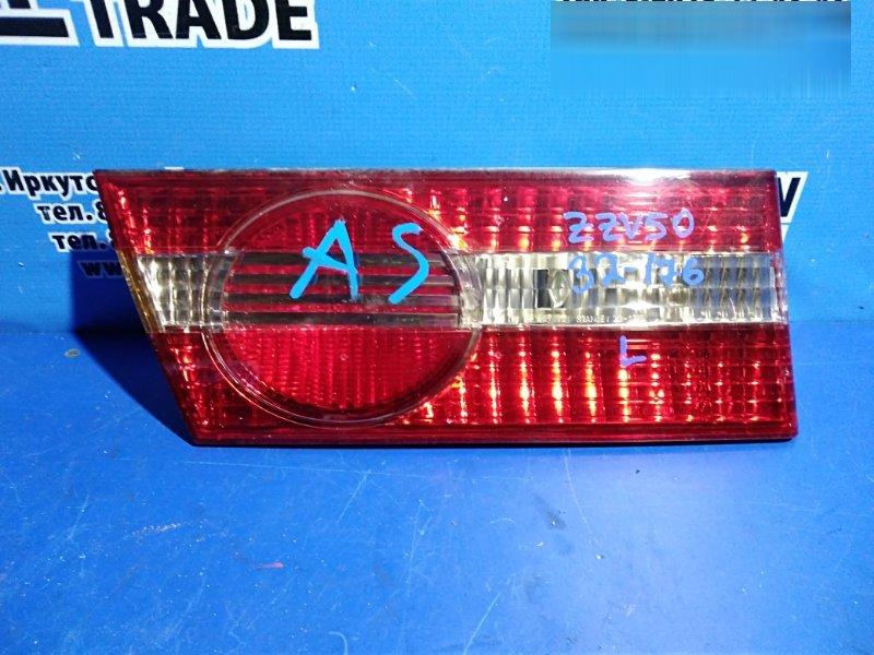Вставка между стопов Toyota Vista ZZV50 задняя левая