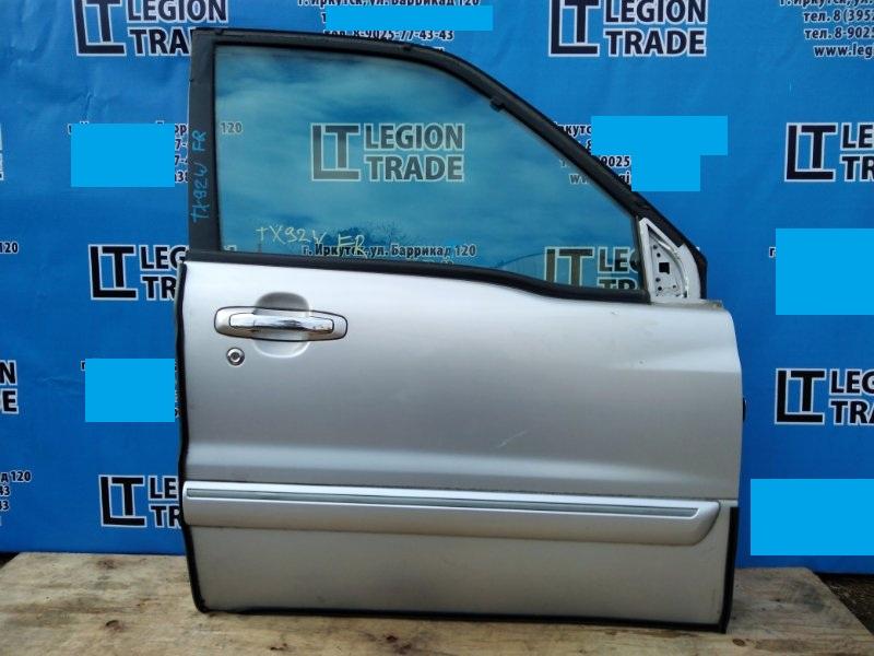 Дверь Suzuki Grand Escudo TX92W H27A 2002.06 передняя правая